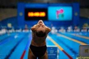 Пловец Ярослав Семененко: Считаю негигиеничным ставить ноги на стол