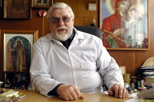 Легендарный цирковой артист, силач и целитель Валентин Дикуль отметил свое 75-летие