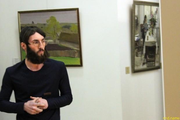 В Национальном художественном музее