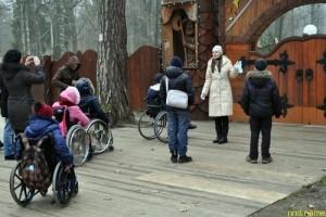 Что мешает человеку с инвалидностью отдохнуть в деревне?