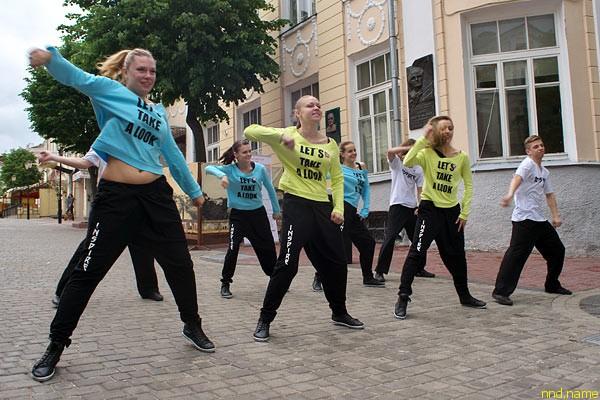 В Витебске волонтеры провели акцию по сбору средств на лечение Святослава Когута