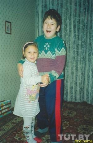 Титовой Александре уже 16 - на пять лет меньше, чем брату Дмитрию