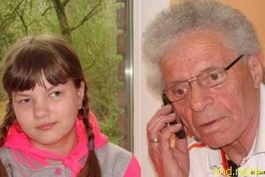 Немецкий пенсионер помогает тяжелобольным детям из Беларуси