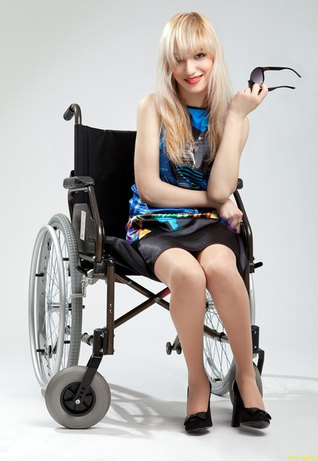 Фотомодель с ДЦП Ангелина Уэльская: «Мечта ставит меня на ноги»