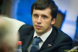 депутат Госдумы РФ Михаил Терентьев
