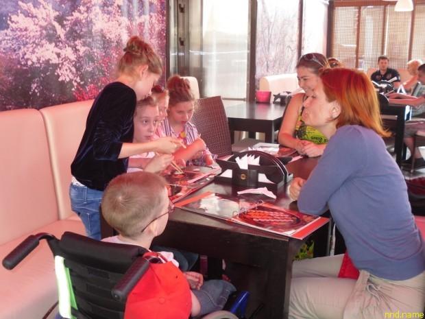 В ресторане «Планета суши», который располагается в Минске на проспекте Независимости