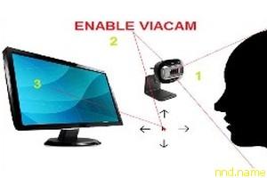 Enable Viacam - управлять компьютером стало проще