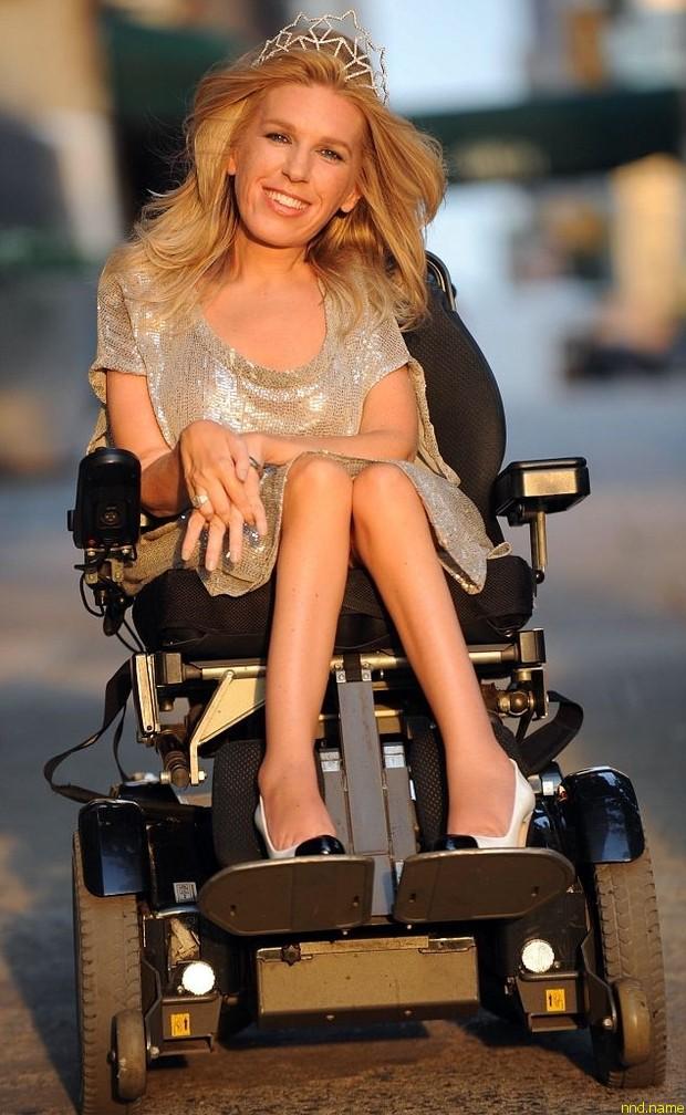 Даниэль Шеупук - Danielle Sheypuk - Мисс колясочница Нью-Йорка 2012 года