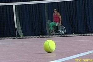 В Минске открылась первая школа тенниса для людей с ограниченными возможностями