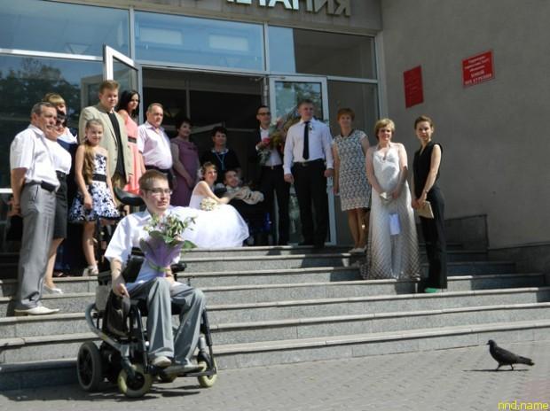 Григорий Прутов и Анна Стельмахович поженились