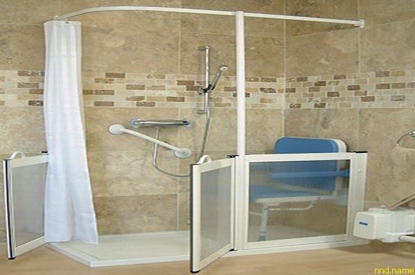 Ванная от фирмы Contour Showers