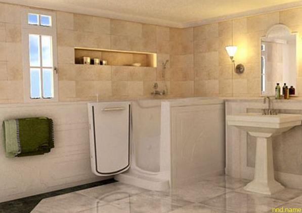 Безопасная и надёжная ванна