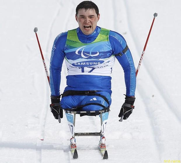 Ирек Зарипов, паралимпийский чемпион