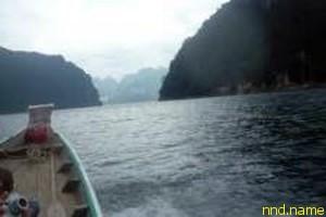 Проплыл за своей лодкой... 70 километров