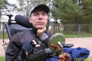 Простые правила управления электроколяской - Виктор Михальченков