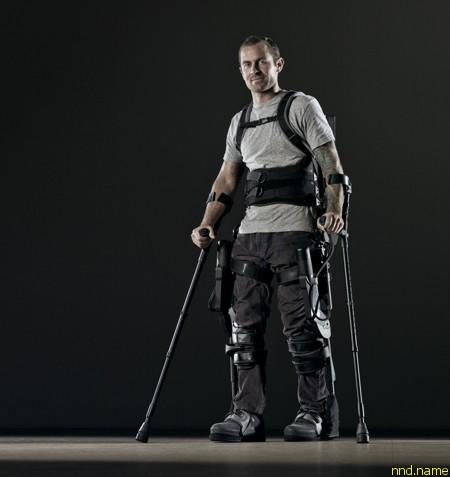Ekso Bionics Suit дарит возможность ходить