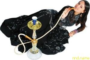 Курения кальяна