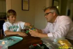 Американец сделал своему сыну функциональный протез на 3-D принтере