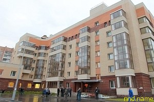 В Петербурге откроются 5 социальных жилых домов