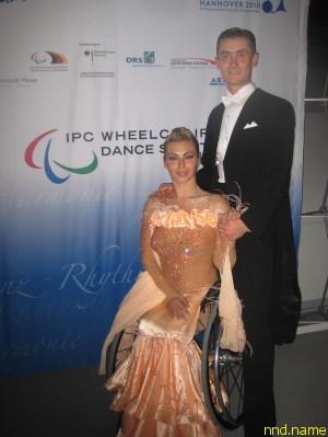 Анна Горчакова и Игорь Киселев