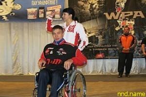 Денис Раюл стал призёром Кубка по пауэрлифтингу