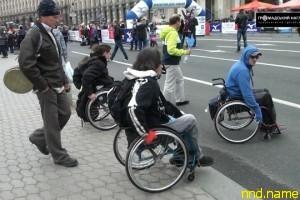 Человек в коляске ч.1