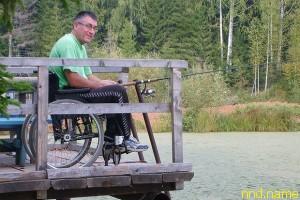 Олег Бочкарев - То, что я инвалид, для них дело десятое