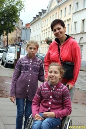 Бюрократический пинг-понг с семьей Стефняк из Минска