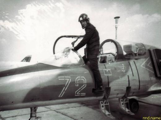 Роман — бывший военный летчик
