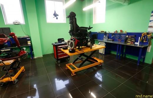 Ремонтная мастерская
