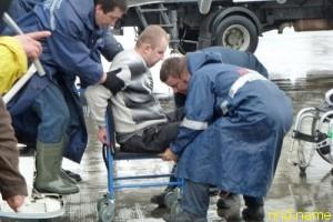 Почему туристы в инвалидной коляске объезжают Беларусь стороной?