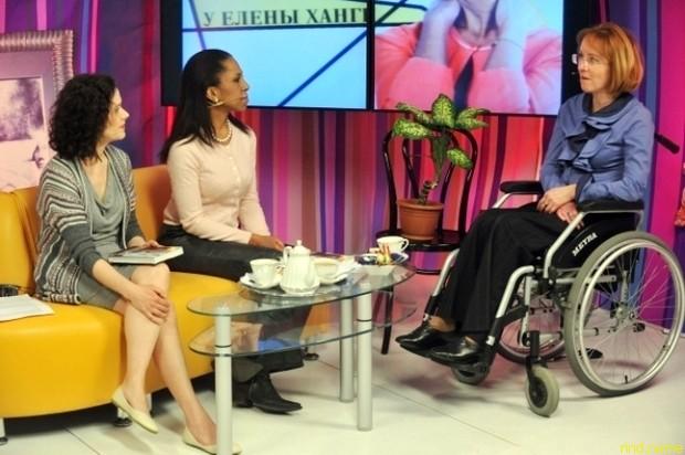 Ирина Ясина - о том, когда инвалиды выйдут на улицы