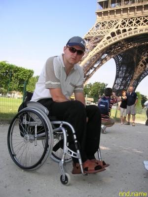 Евгений Шевко - Человек в коляске может быть активным и самодостаточным