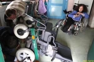 Верить и делать. Как журналист исполнила мечту колясочницы