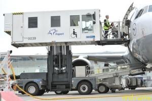В аэропорту Кишинева запущена услуга Ambulift