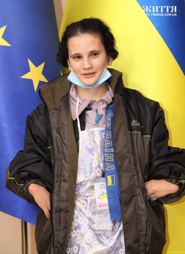 Волонтер Лиза Шапошник. Человек неограниченных возможностей