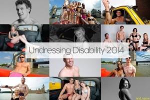 Люди с инвалидностью обнажились для календаря Undressing Disability