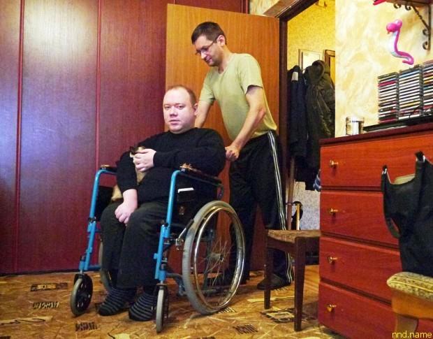 Концерт Милен Фармер оставит колясочника без квартиры