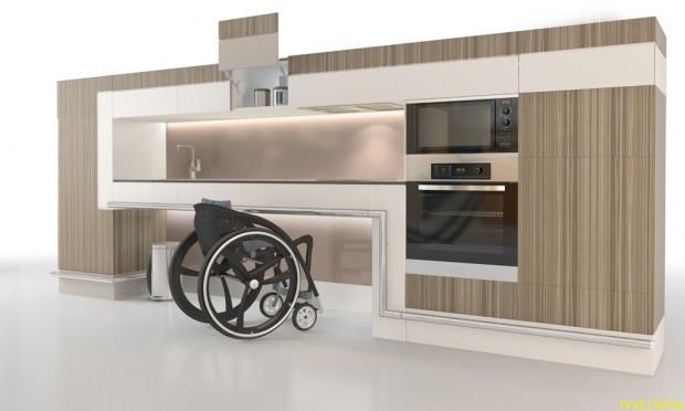Инновационный проект «Кухня+Колесо» от петербургских дизайнеров