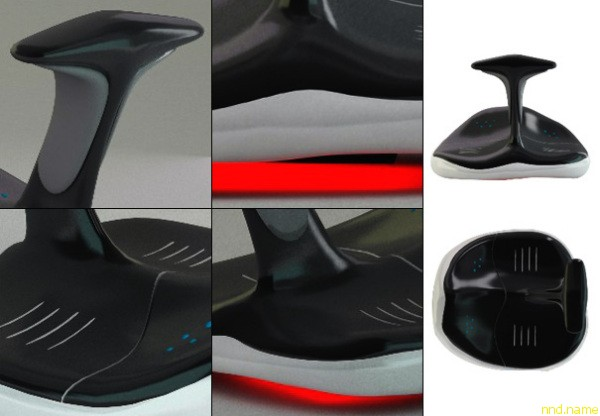 Компьютерная мышь для стопы Toe Mouse