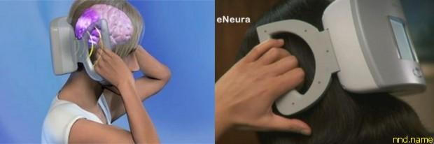 В США разрешили портативное устройство от мигрени Cerena TMS