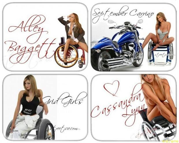 Эротичность и инвалидность, красивые фото