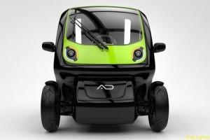 EQUAL: электромобиль для людей с ограниченными возможностями