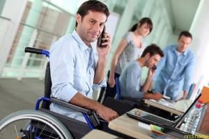 О трудоустройстве инвалидов на малые предприятия РФ