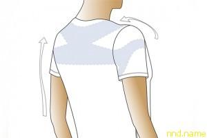Up T-Shirt: рубашка против сутулости