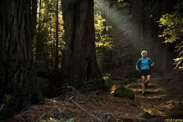 Бегунья способна преодолевать огромные расстояния из-за проблем с памятью