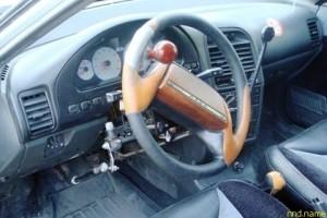 Помогут перевести автомобиль на ручное управление