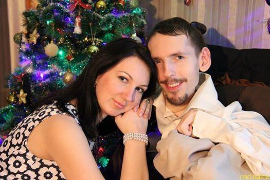 Анна и Григорий Прутовы