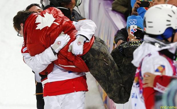 Золотые мальчики олимпийского Сочи