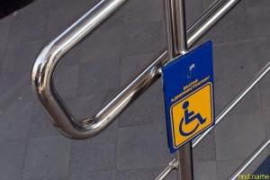 Поддержка инвалидов в России – профанация!